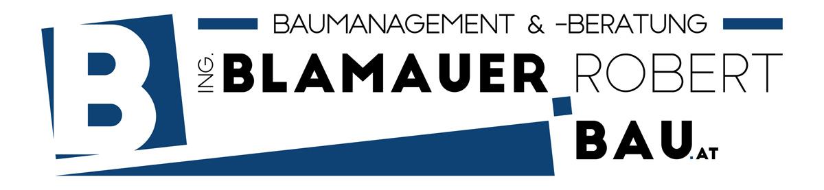 Logo: Ing. Blamauer Robert - Baumanagement & Bauberatung